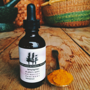 Tincture Spotlight: the Lamplighter