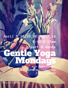 Gentle Yoga Mondays at H&H