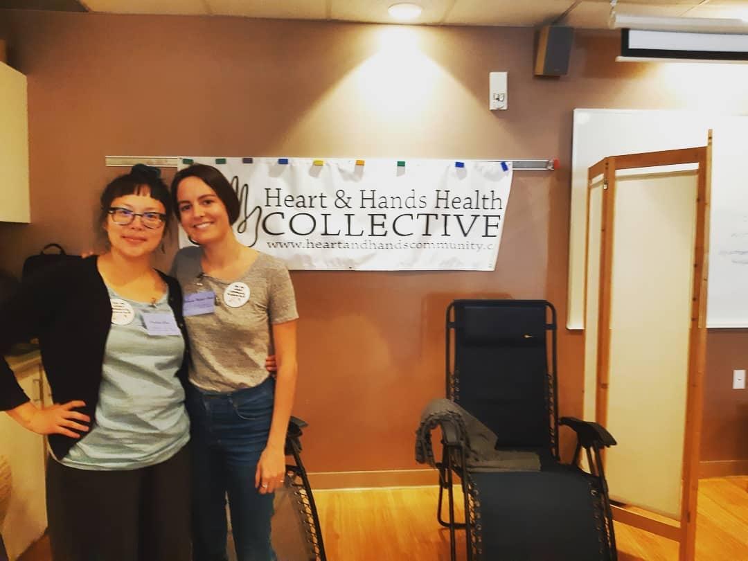 Christina & Veronica at Motherfest 2018!