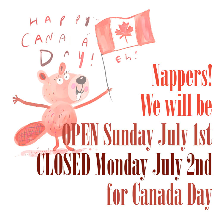 Canada Day Long Weekend!