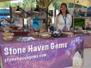 Congrats to 10 yrs, Stone Haven Gems & here's to many more!