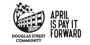 April is Pay it Forward Month