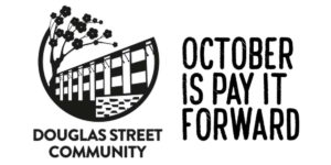 October PHS Pay it Forward 2:1 banner