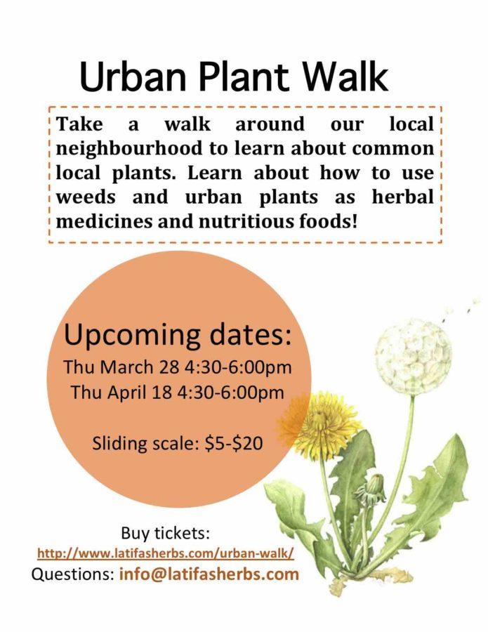Urban Plant Walk