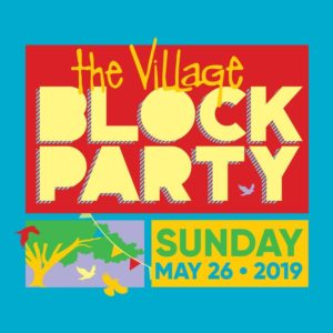 H&H will be at the Village Block Party in Cook St. Village!